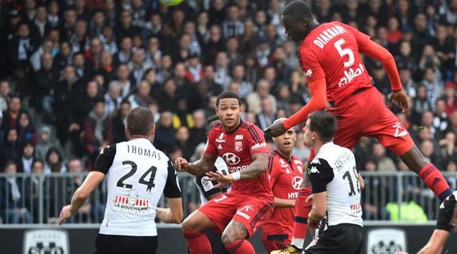 Marcelo kızardı, Lyon kaçamadı (ÖZET)