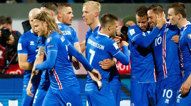 İzlanda yine tarih yazdı!