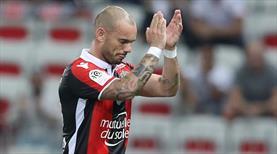 Sneijder'in beklediği haber nihayet geldi