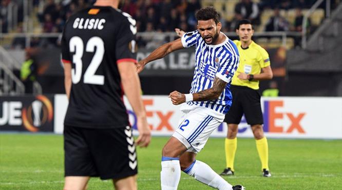 Vardar kabus gördü! Sociedad'dan yarım düzine gol!