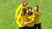 İstanbulspor'dan gol şov! (ÖZET)