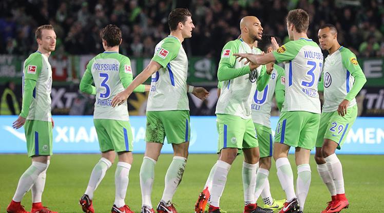 Yunus ve Gomez Wolfsburg'a yetmedi