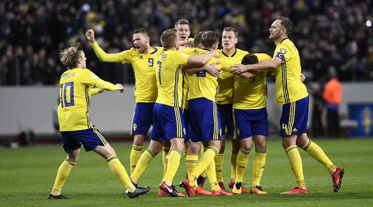 Çakır çaldı, İsveç avantajı kaptı