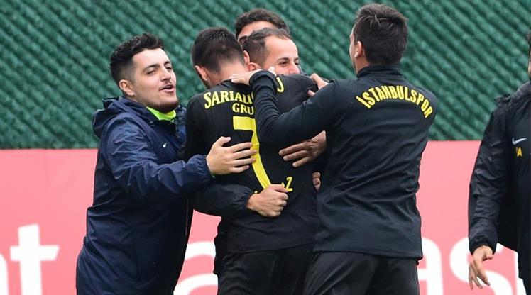 İstanbulspor'da hedef galibiyet