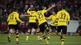 Dortmund şeytanın bacağını kırdı (ÖZET)