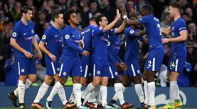 Chelsea'den gövde gösterisi: 5-0 (ÖZET)