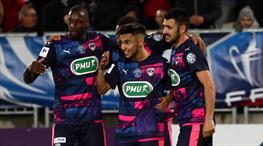 Bordeaux çeyrek finalde! (ÖZET)