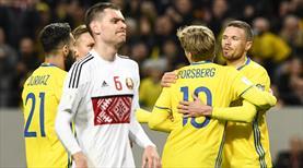 İsveç dörtlüleri yaktı!