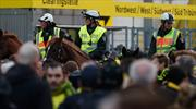 Dortmund-Monaco maçına yoğun güvenlik