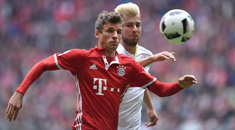 Bayern heyecan arıyor!