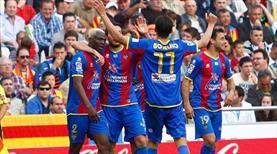 Levante 5. kez LaLiga'da