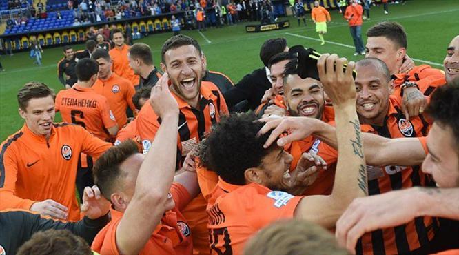 Ukrayna Kupası Shakhtar'ın!
