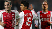 İşte Ajax'ın futbol dünyasına sunduğu yıldızlar