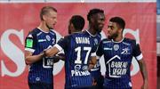 Troyes Ligue 1'e göz kırptı! (ÖZET)