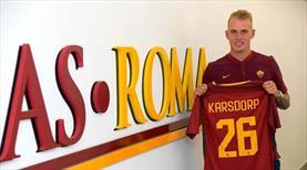 Rick Karsdorp Roma'da