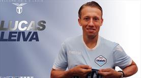 Lucas Leiva, Lazio'ya transfer oldu