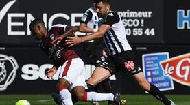 Bordeaux kaçtı, Angers yakaladı! (ÖZET)