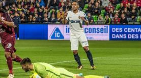 Monaco'ya Falcao hayat verdi! (ÖZET)