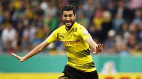 Nuri attı, Dortmund kazandı!