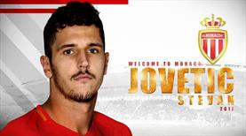 Jovetic Monaco'ya transfer oldu