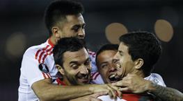 Tarih yazdılar! River Plate'ten 8 gollü şov (ÖZET)