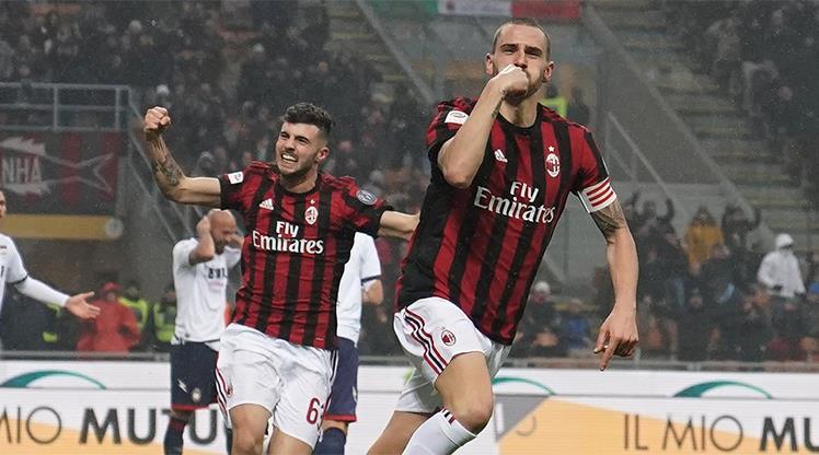 Kaptan Milan'a hayat verdi