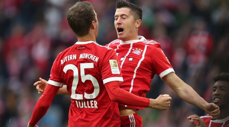 Düellodan Bayern çıktı
