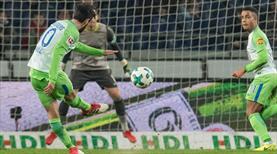 Wolfsburg'u Yunus Mallı sırtladı!