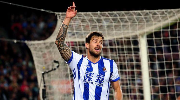 Inigo Martinez Athletic Bilbao'da