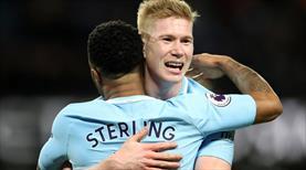 Manchester City için sıradan bir gün (ÖZET)