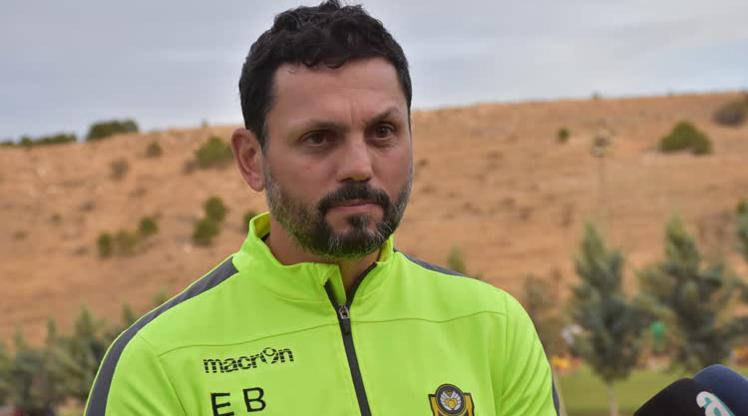 Erol Bulut'un gözü Sivasspor'da