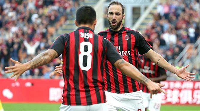 Milan kazanmayı sevdi (ÖZET)
