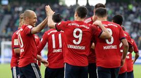 Lewa Bayern'e kazanmayı hatırlattı!