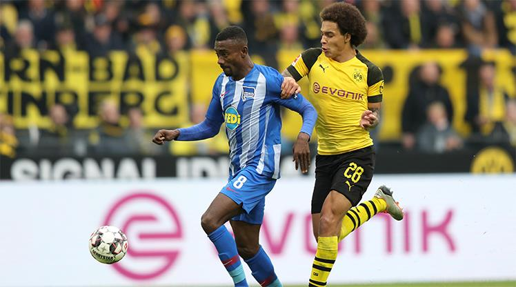 Borussia Dortmund'u Kalou durdurdu