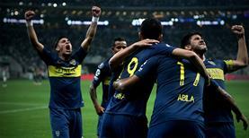 Boca da finalde! Libertadores tarihinde ilk! (ÖZET)