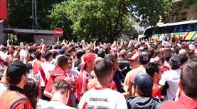 Libertadores Kupası'nda olay var! Final ertelendi!