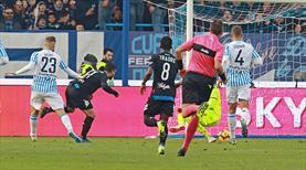 Serie A'da hafta düelloyla açıldı (ÖZET)