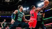 Celtics Bulls'u rekor farkla ezdi geçti!