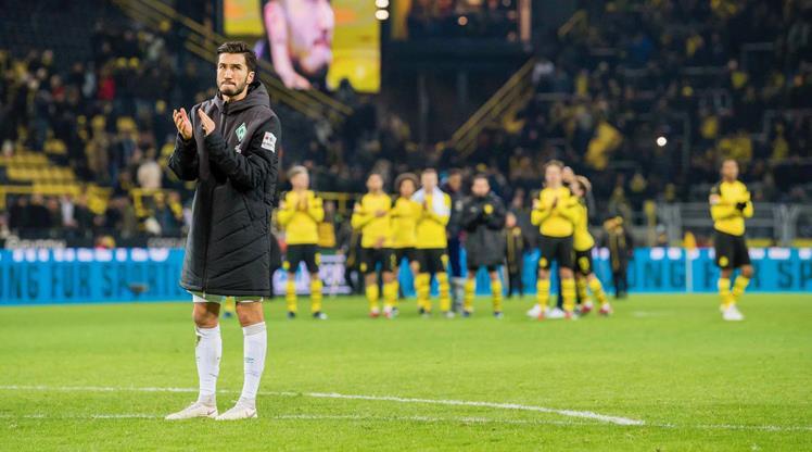Dortmund'dan Nuri'ye teşekkür