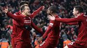 İmdat çekici Shaqiri! Dev maçta zafer Liverpool'un! (ÖZET)