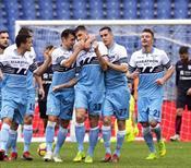 Lazio, Cagliari'ye patladı (ÖZET)