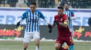 BŞB Erzurumspor - Kayserispor: 1-1 (ÖZET)