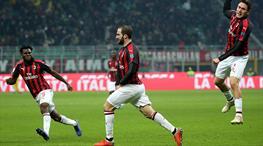 Milan hasrete son verdi (ÖZET)