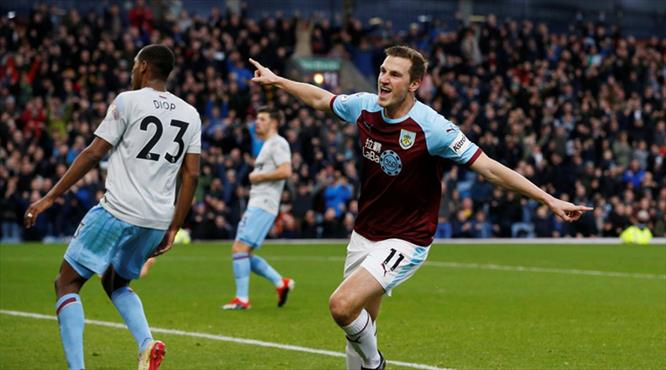 Burnley hasrete son verdi! (ÖZET)