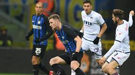 Inter '1-1' eriyor