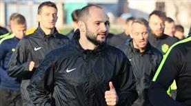 Cavcav'ın son transferi Hırvatistan'da