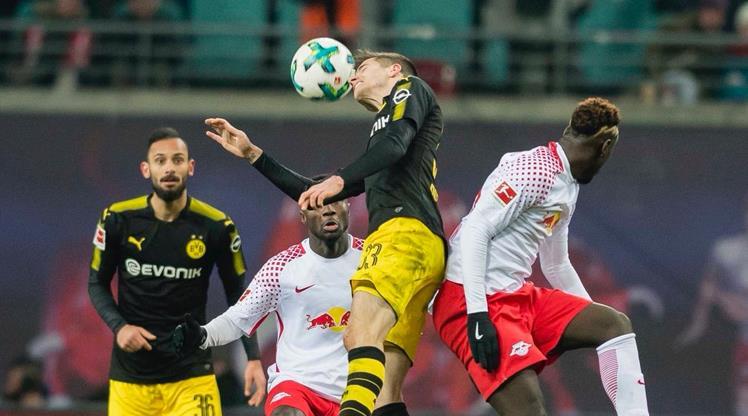 Leipzig kaçtı, Dortmund yakaladı