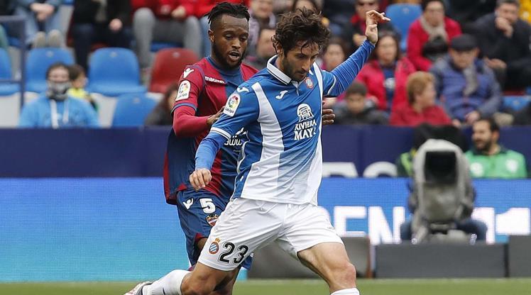 Espanyol 90'da hayata döndü