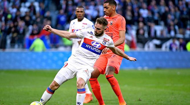 Lyon zincirini kırdı (ÖZET)