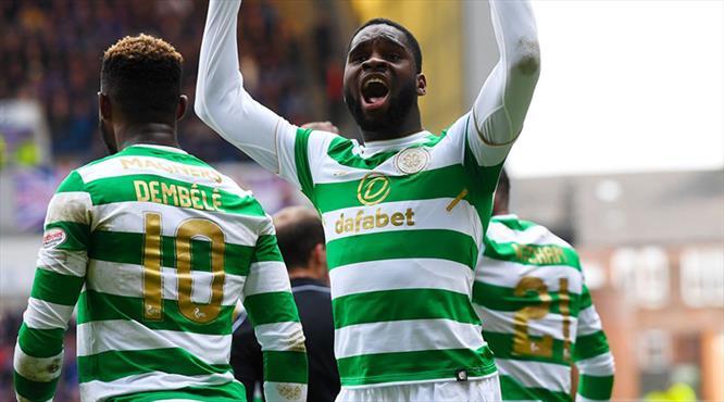 Müthiş derbi Celtic'in